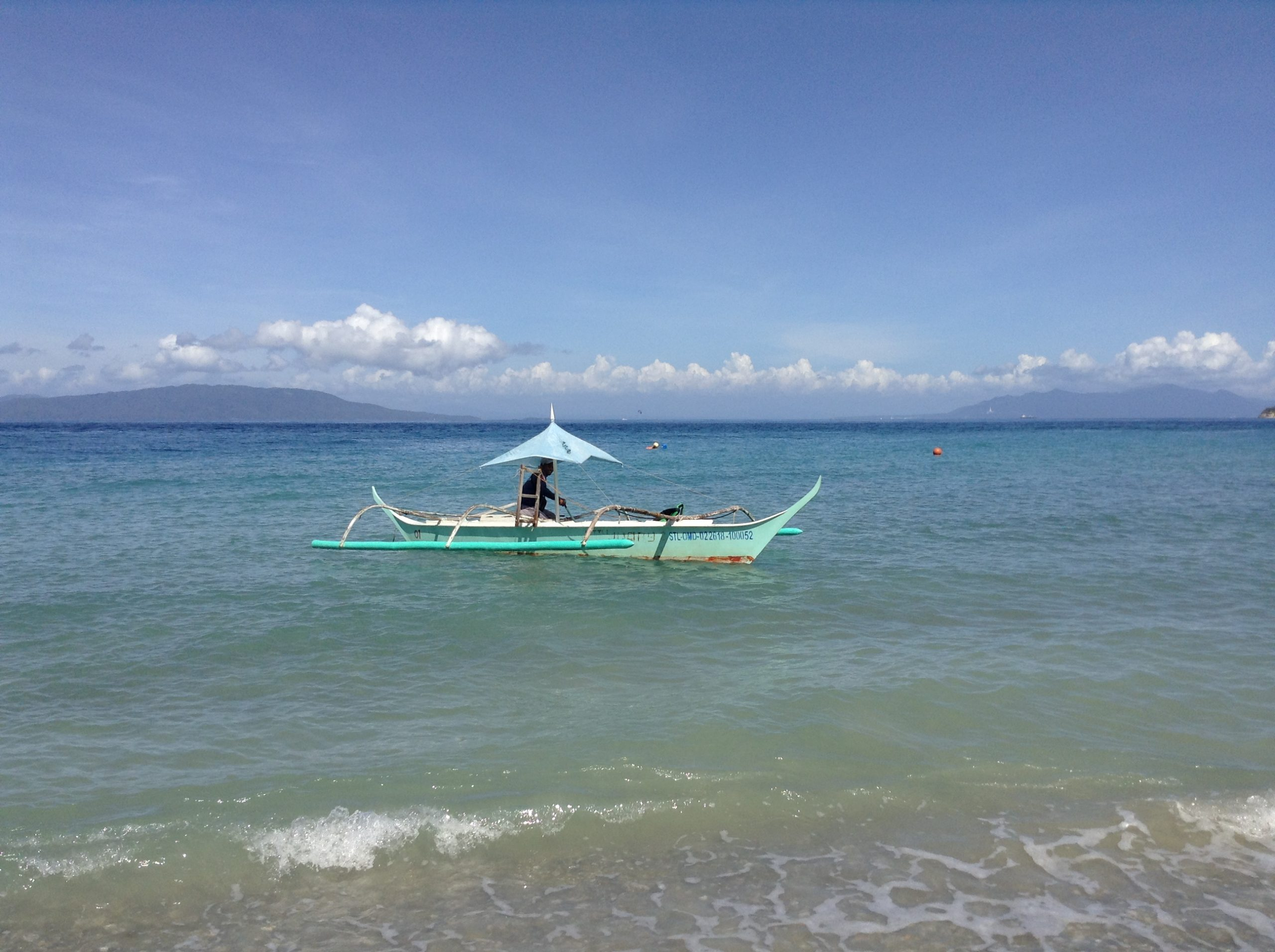 accomplishing traveling to the Phillipines goal