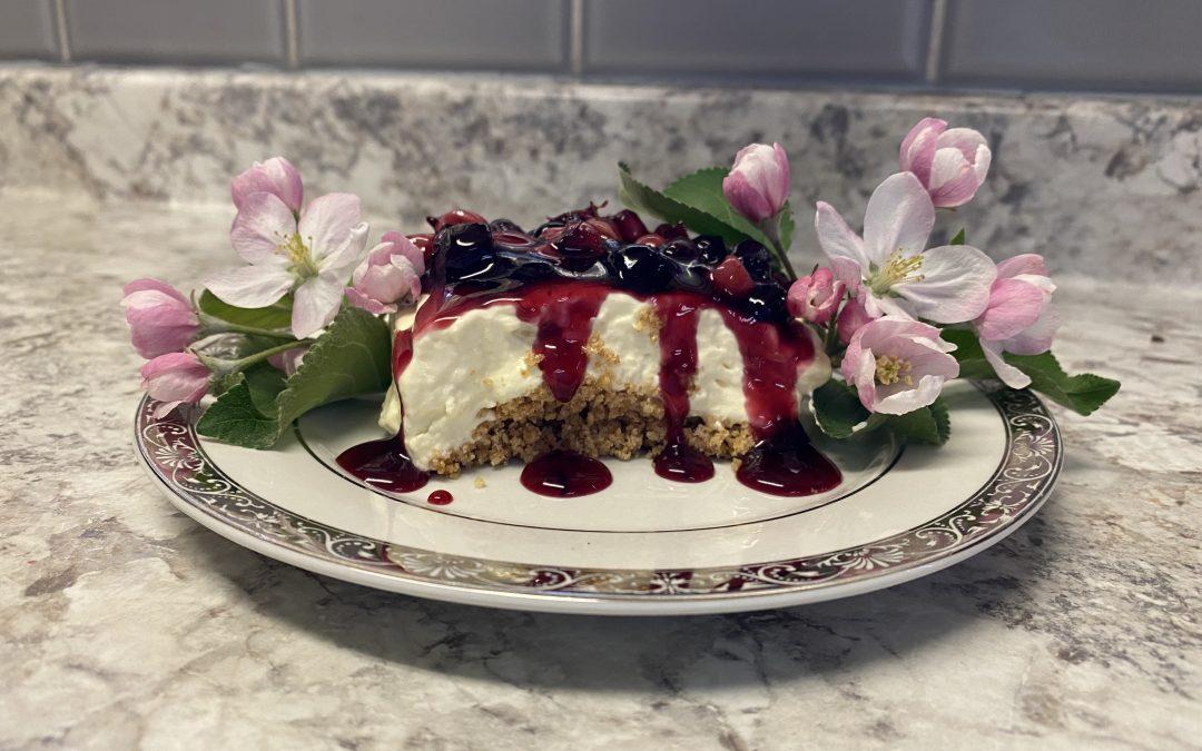 Easy Recipe for Elegant Dessert: No-Bake Cheesecake